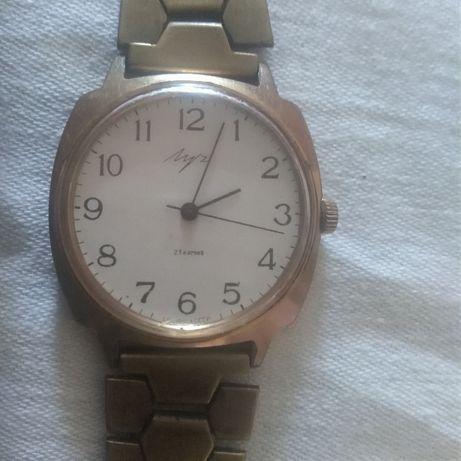 zegarek łucz mechaniczny 23 kamienie