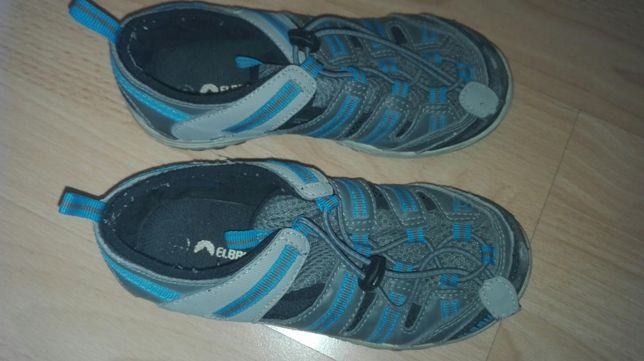 Sandałki chlopiece 33