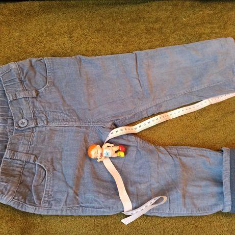 Штаны для мальчика на полтора-два года