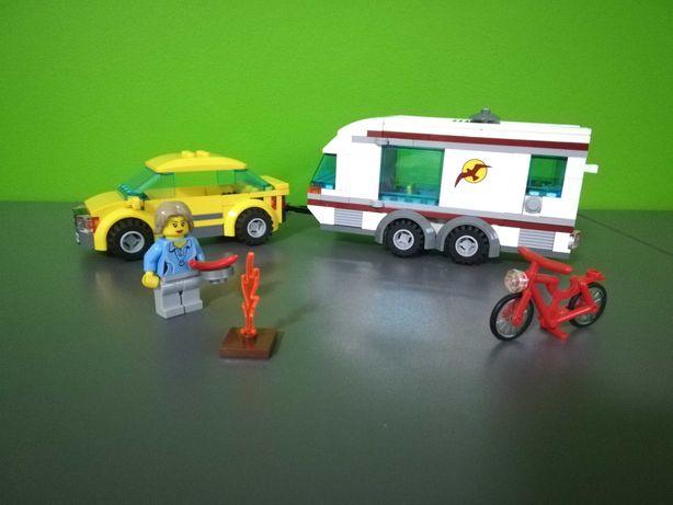 LEGO City 4435 kemping