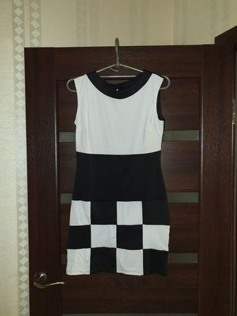 Мини платье,размер М