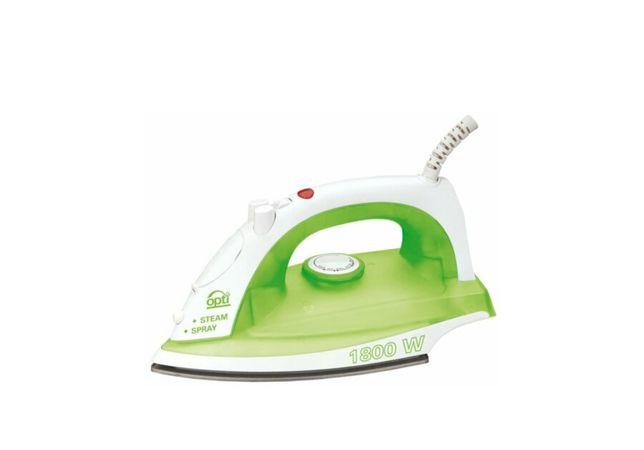 Żelazko Opti biało zielone