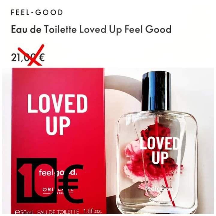 Perfume Eau de Toilette Loved Up