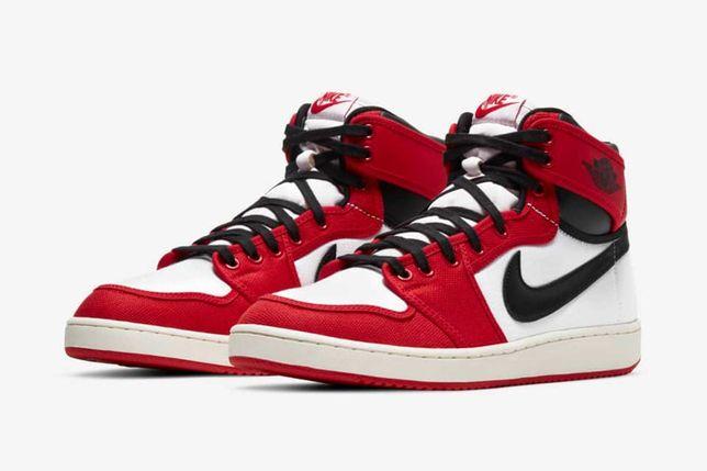 Nike Air Jordan 1 KO - Chicago (Tamanho 43)