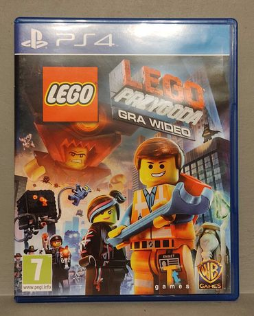 PlayStation 4! LEGO Przygoda Gra Wideo - PL! PS4 - Polecam