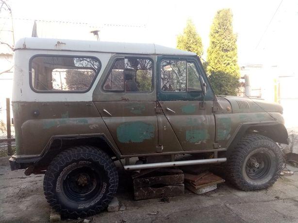 Продам УАЗ джип для екстремалов