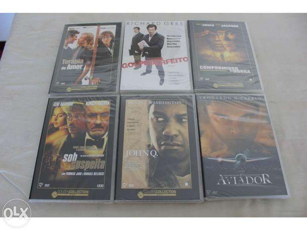 Filmes em DVD (Conjunto ou em separado)