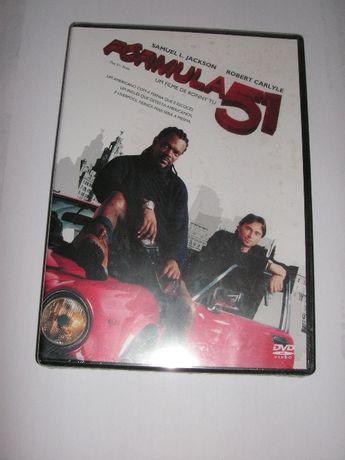 DVD Fórmula 51 (NOVO)