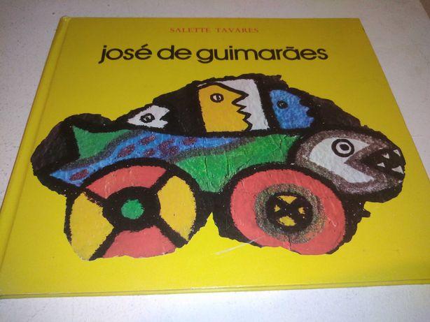 Livro arte Jose de Guimarães 69 pag