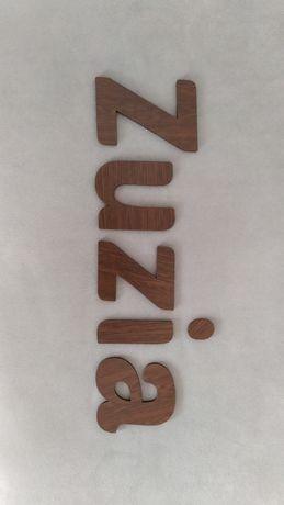 Drewniane literki, Zuzia