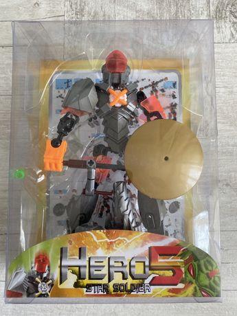 Робот Lego Hero 5 Star Soldier