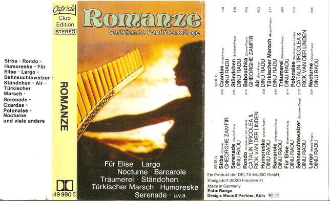ROMANZE - Verträumte Panflötenklänge