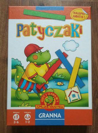Gra Patyczaki - Granna