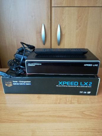 Odbiornik satelitarny GI XPEED LX2