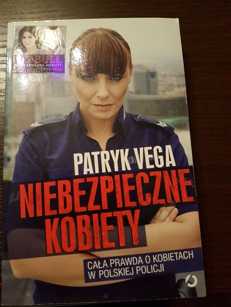 Książka Niebezpieczne Kobiety