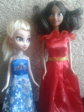 Кукла принцесса Эльза Елена
