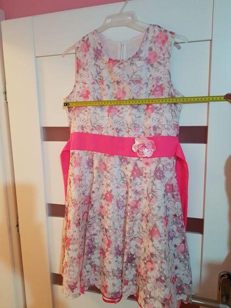 Sukienka wizytowa 158cm