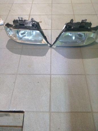 Lampy przednie audi A6 C5 99r