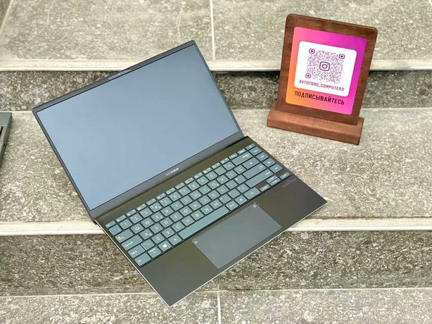 "Ноутбук Asus Zenbook / Intel i3-10gen | 8Gb DDR4 | SSD 256Gb | 14"" IPS"