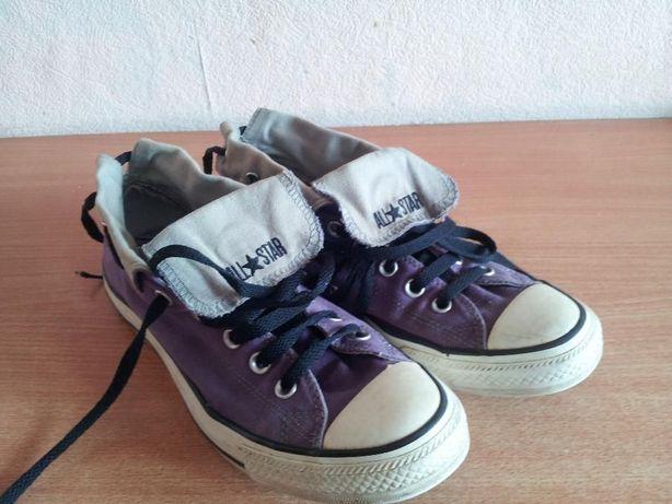 Trampki Converse fioletowe rozmiar Uk 8 Eur 41