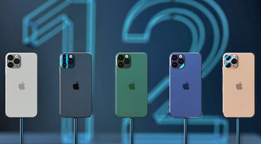 Apple iPhone 12, 64GB/128GB/256GB! Гарантия 1 Год!