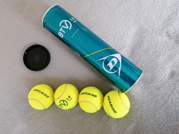 Piłki tenisowe Dunlop BTV 1.0