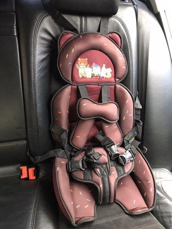 Детское автокресло бескаркасное авто кресло