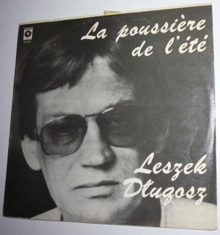 Leszek Długosz La poussiere de l`ete LP