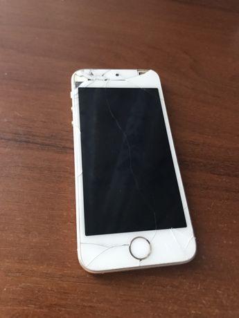 Продам Iphone 5s | icloud lock |на запч, перепайку, хактив
