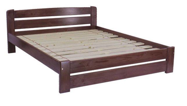 Деревянная ЭКО кровать полуторная  140х200 Гарантия 100%