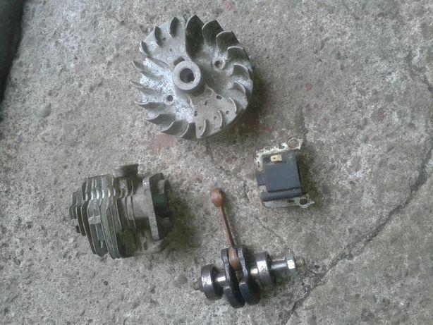 Silnik kosy części