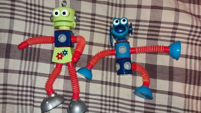 Конструктор ELC, робот, собачка