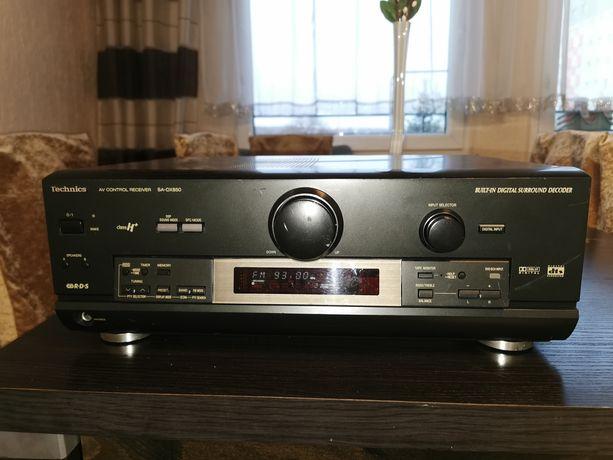 Amplituner technics SA-DX850