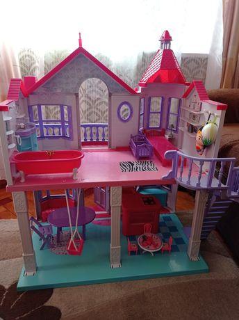 Домик для кукол Барби,Штеффи