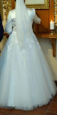 Sukienka ślubna :)- polecam