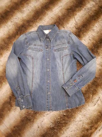 Koszula jeansowa Esprit