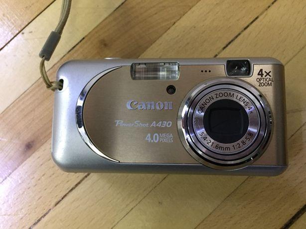 Фотокамера Canon A 430