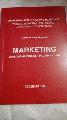 Marketing. Zagadnienia ogólne produkt cena - Zajączkowski