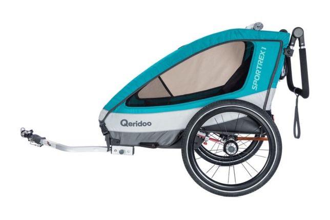 Wypożyczalnia przyczepek rowerowych dla dzieci