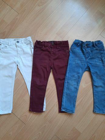 Spodnie Zara h&m