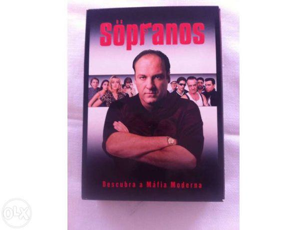 Os Sopranos 1 temporada