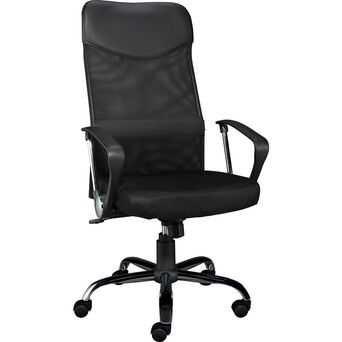 Cadeira executivo ergonómica muito confortável