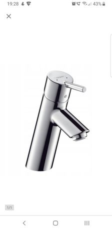 Bateria umywalkowa HANSGROHE TALIS komplet z korkiem
