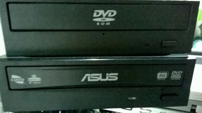 Leitor e gravador dvd
