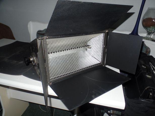 Lampa sceniczna DDR 1986 - Narva Rosa Luxemburg hALOGEN 2000W 220V