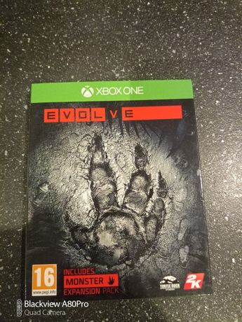 Evolve gra xbox one