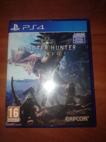 Munster hunter ps4 pl