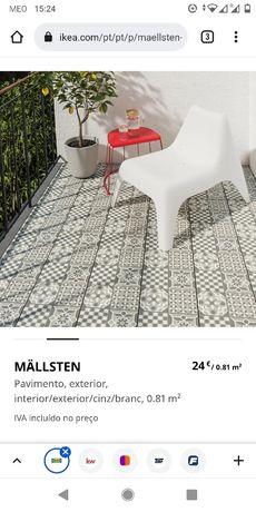 Pavimento exterior IKEA Mällsten