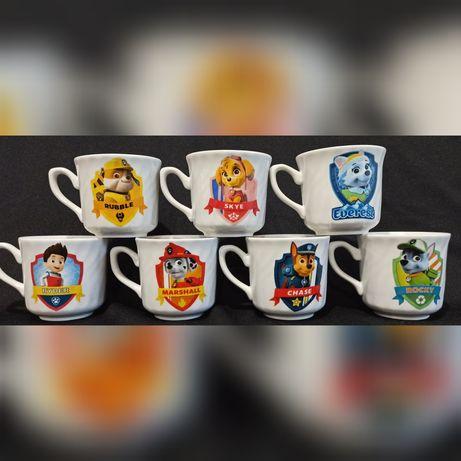 Чашка для детей и детского садика, фарфоровые 220 мл.