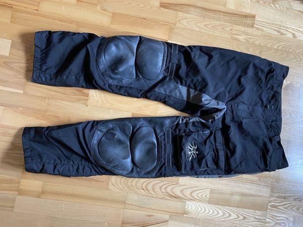 Spodnie tuareg xxl moto